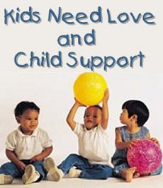 kids need child support